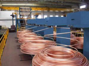 Oxygen Free Copper Rod Upward Continuous Casting Machine