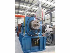 Copper Continuous Extrusion Machine