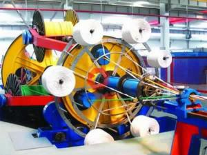 Planetary Cabling Machine